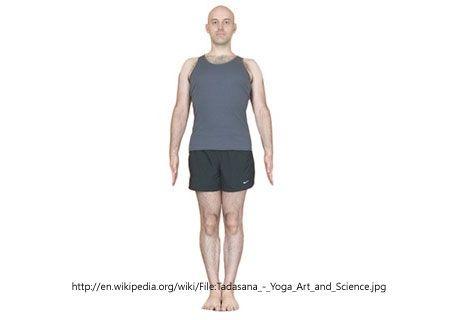 learn tadasana mountain pose yoga pose and its benefits