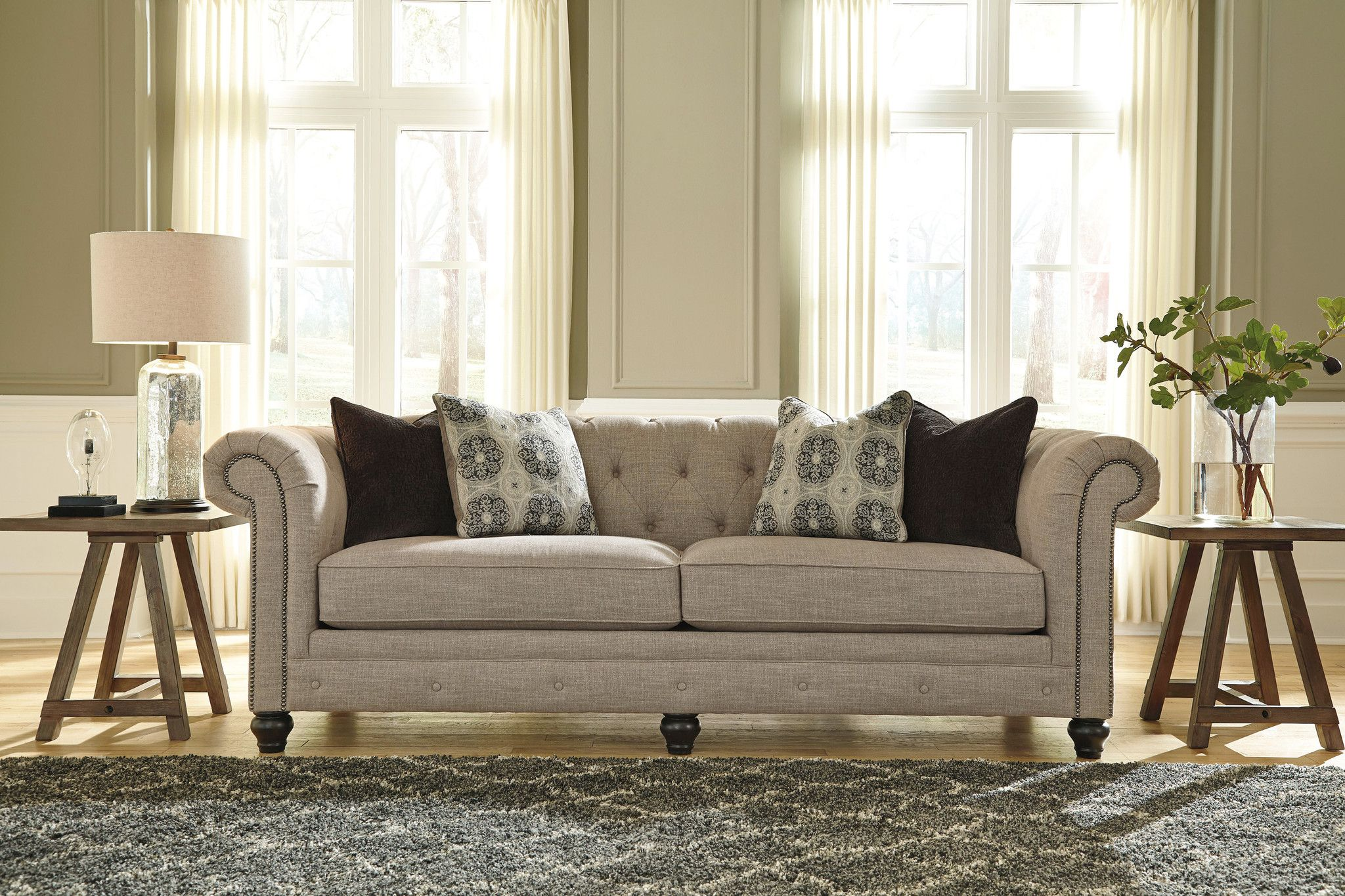 Best Living Room Inspiration Azlyn Sofa By Ashley Furniture At 400 x 300