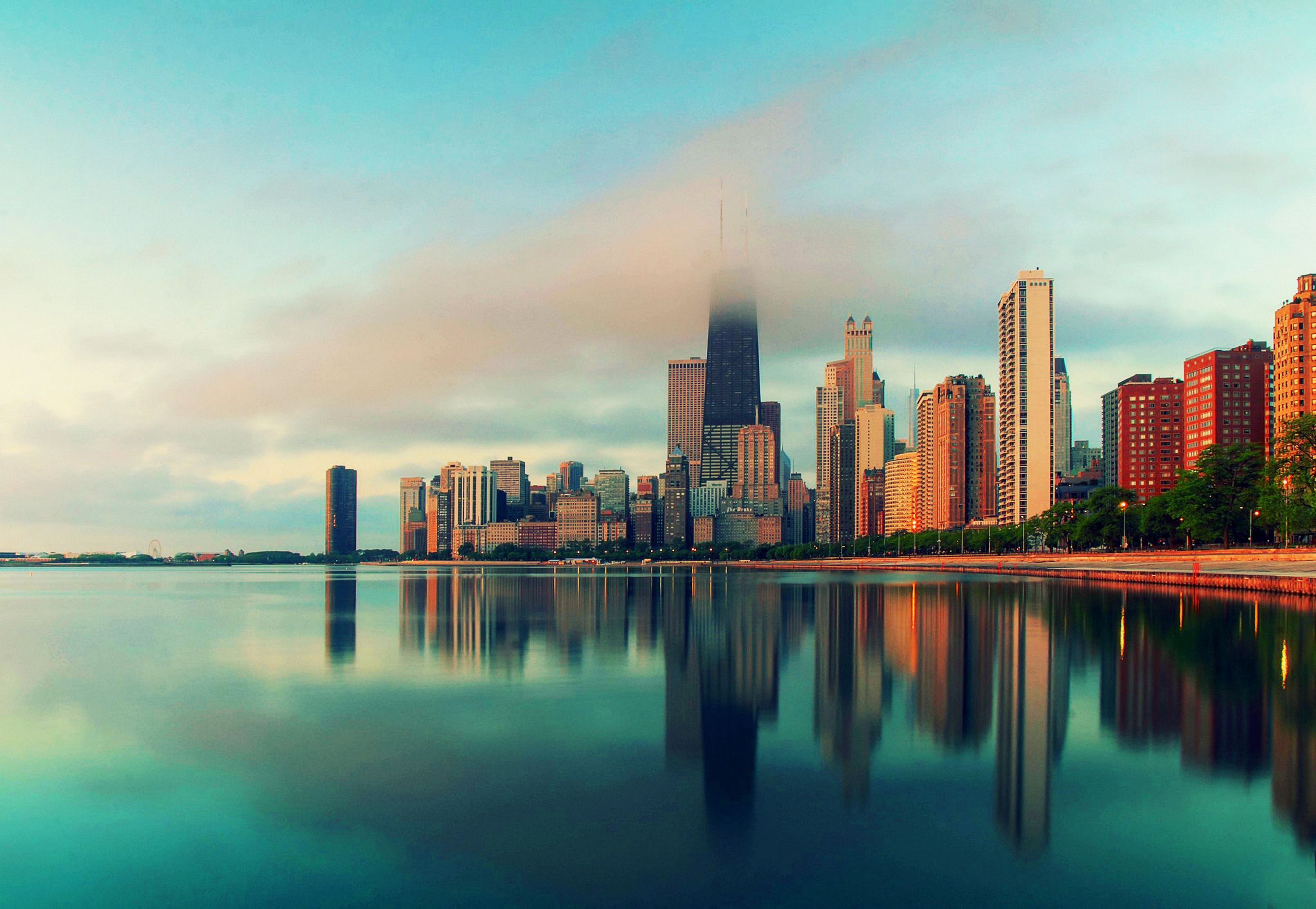 Chicago Wallpaper Full Hd For Desktop Wallpaper Cidade