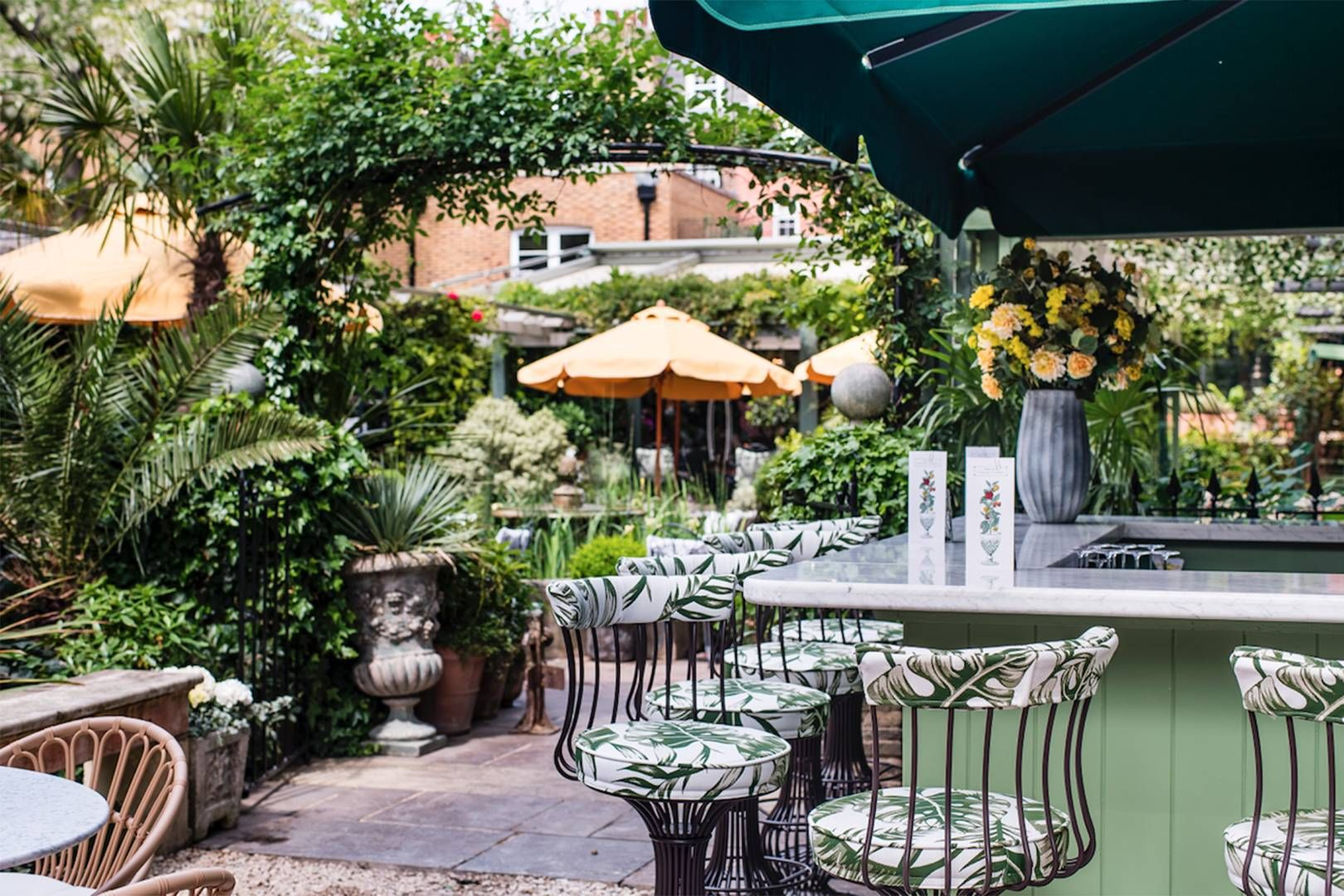 The best restaurants in bloom to celebrate spring (With