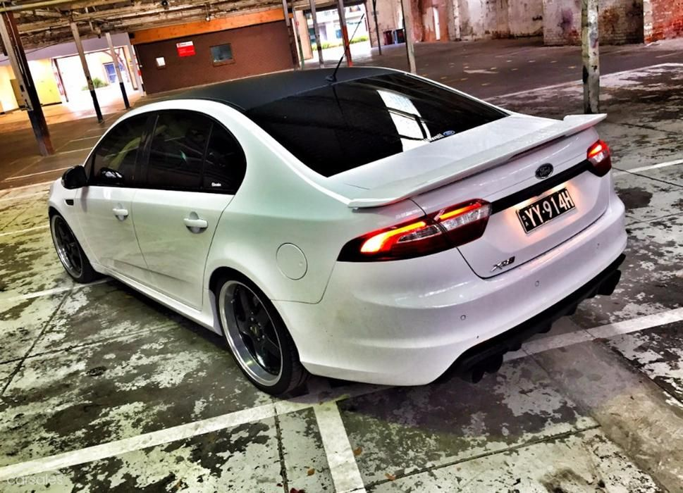 2015 Ford Falcon Xr8 Fg X Auto Ford Falcon Xr8 Ford Falcon Ford
