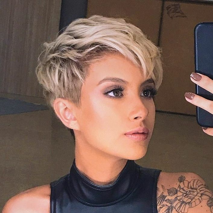 Short Haircuts For Girls 2020 Women S Hairstyles The Hair Trend Girls Short Haircuts Hair Styles Short Hair Trends