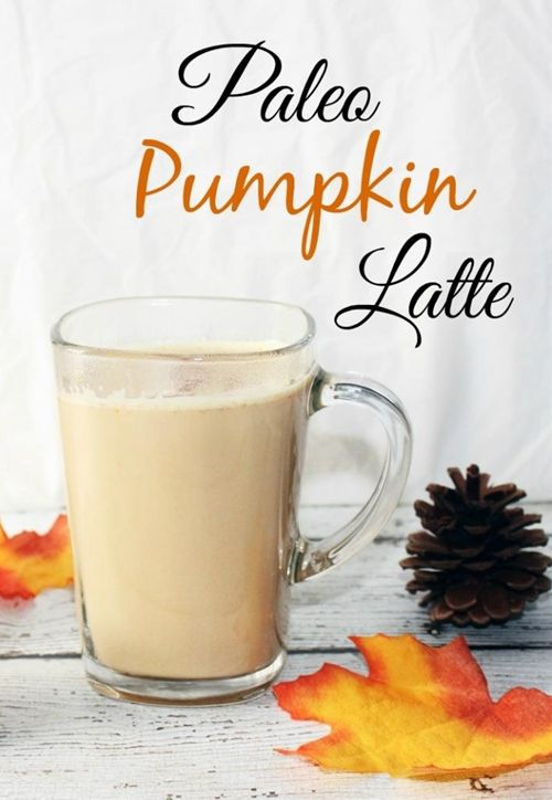 Looking for a morning pick me up that's #paleo friendly? Try this paleo pumpkin latte.