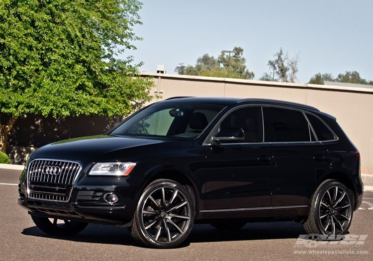 Audi Q5 Black Rims Google Search Audi Q5 Black Audi Audi