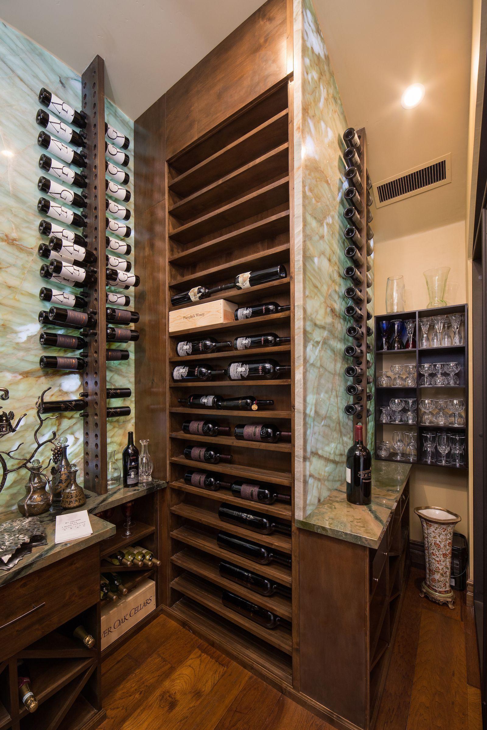 Pin On Custom Wine Cellars By Heritage Vine