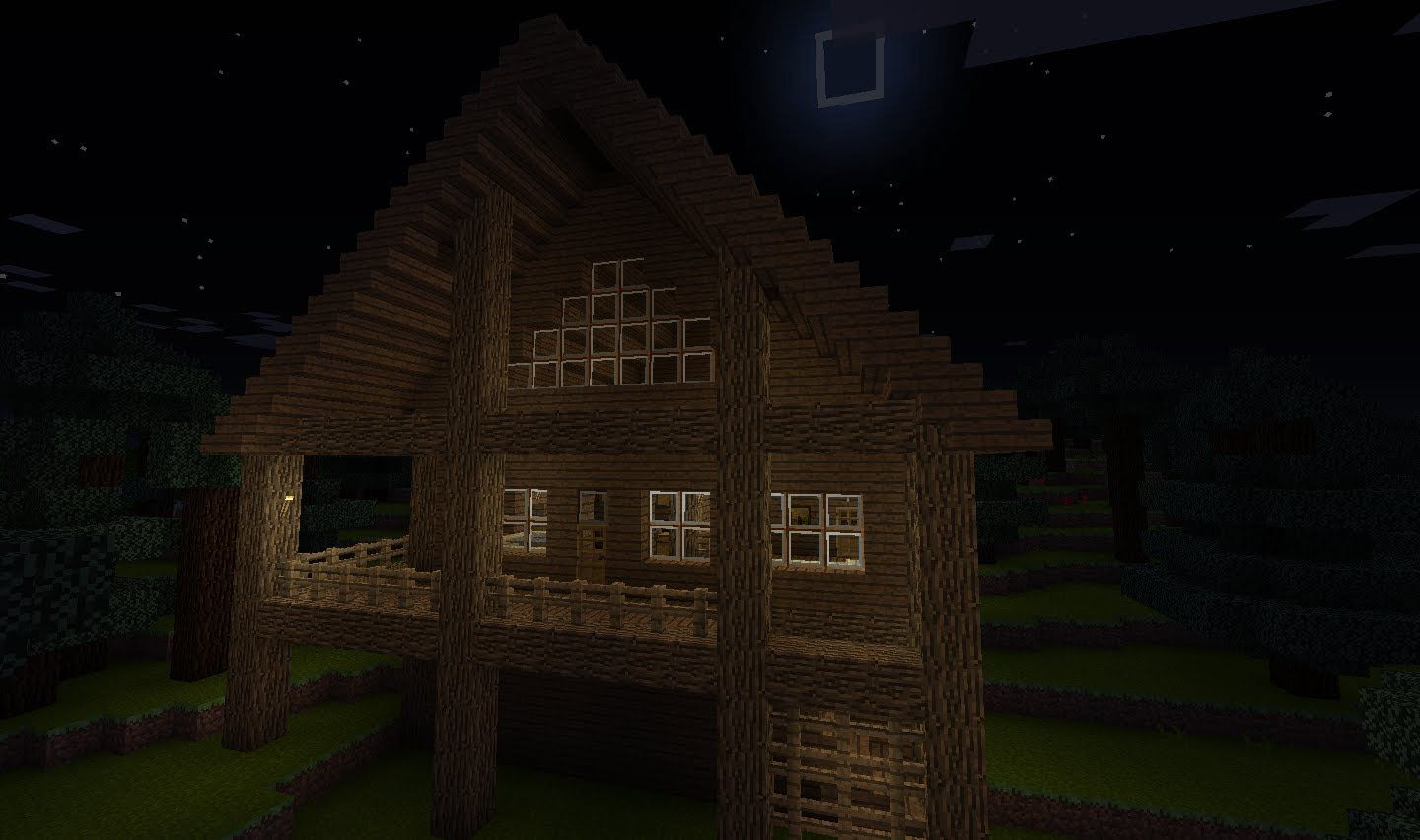 How to Make a Minecraft Cabin. How to Make a Minecraft Cabin   minecraft   Pinterest   Cabin