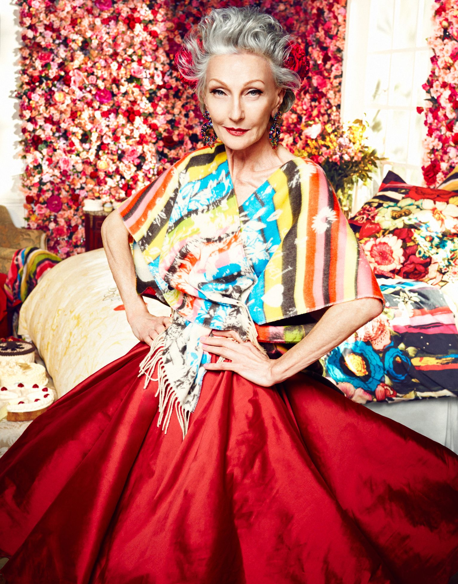 No-one is too old for fairytales at Desigual! Our clothes are for the young and the young-at-heart.
