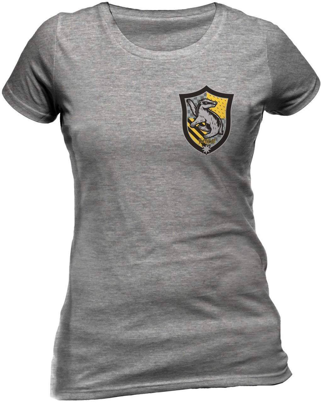 6019aa645 House Hufflepuff' Womens Fitted T-Shirt | ⚡Harry Potter ⚡ | Harry ...