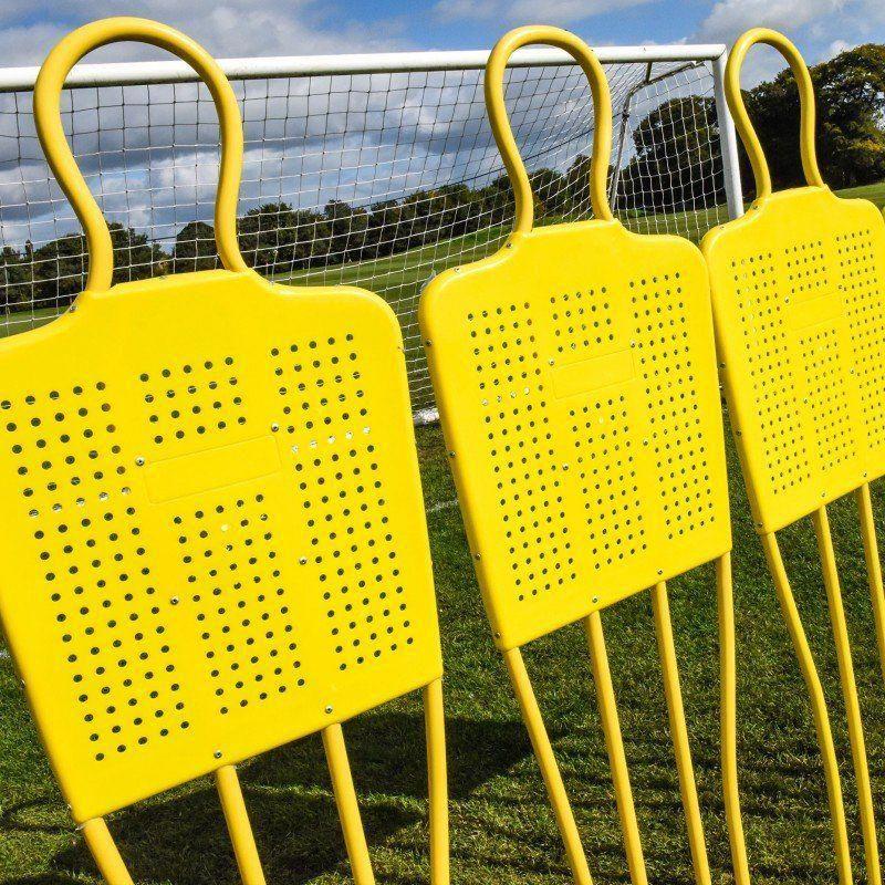 Forza football free kick mannequin soccerdrills soccer