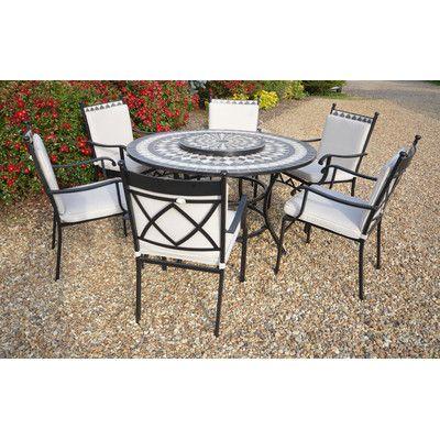 40++ Wayfair round patio dining sets Best