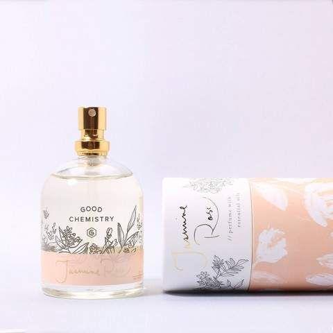 Photo of Jasmine Rose by Good Chemistry™ Eau de Parfum Women's Perfume – 1.7 fl oz