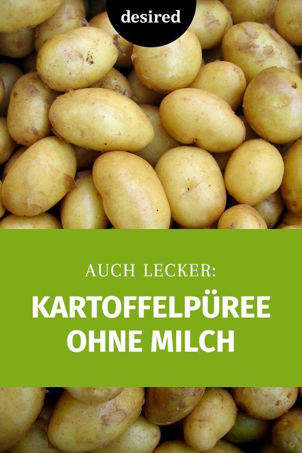 KartoffelpГјree Ohne Milch