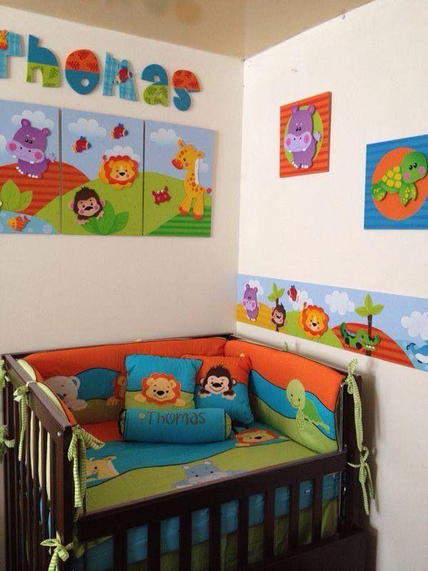 Pin de anayuri valenzuela en decoracion cuarto bebe for Cuadros habitacion bebe