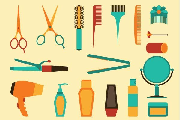 Hair Style Equipment: The Only Hair Styling Tools And Products You Need (Plus A