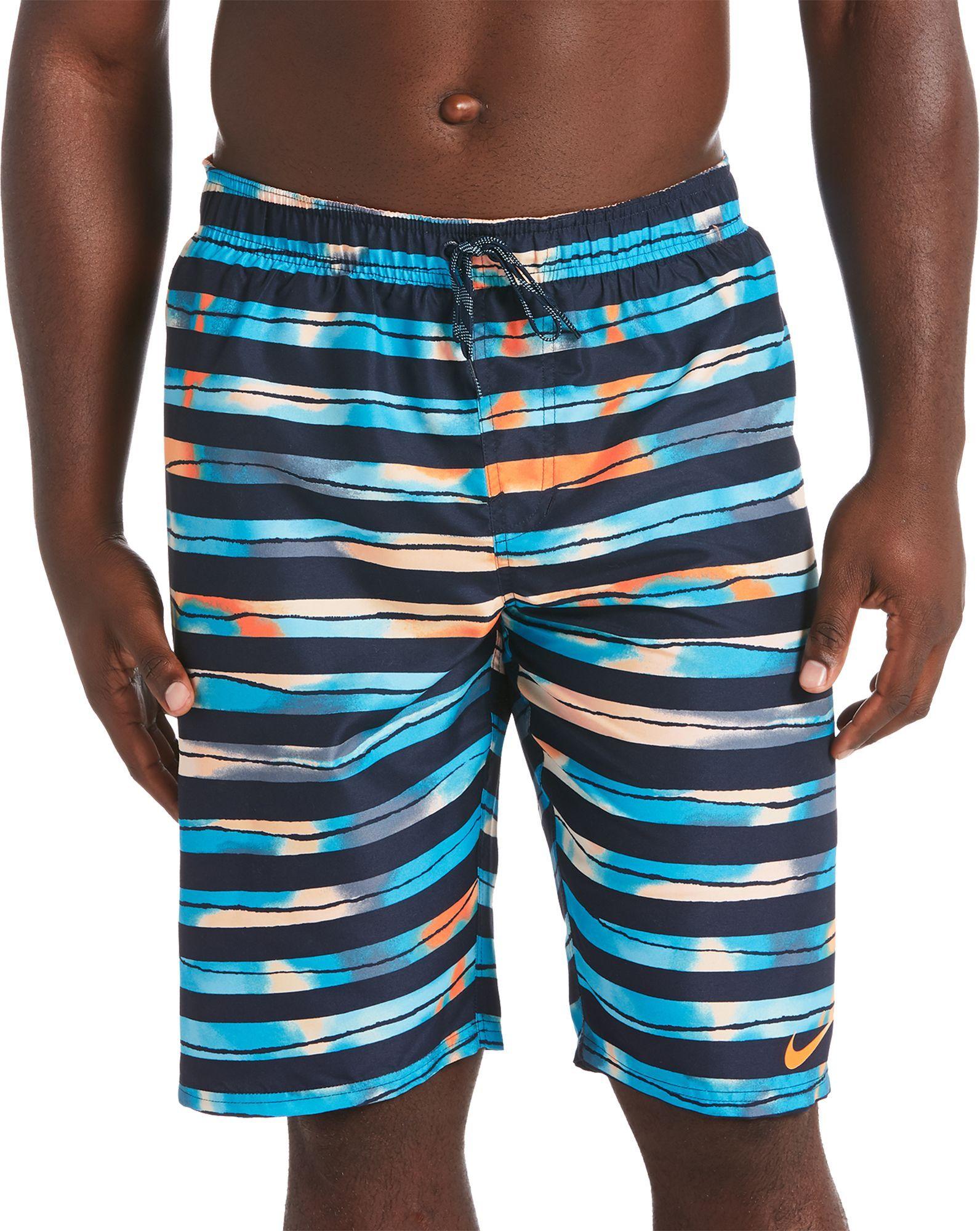 d63b1292c32f8 Nike Men's Block Striped Breaker 11