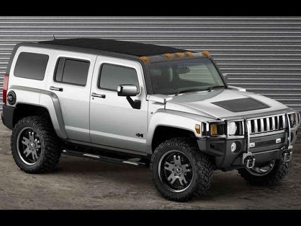 2016 Hummer H3