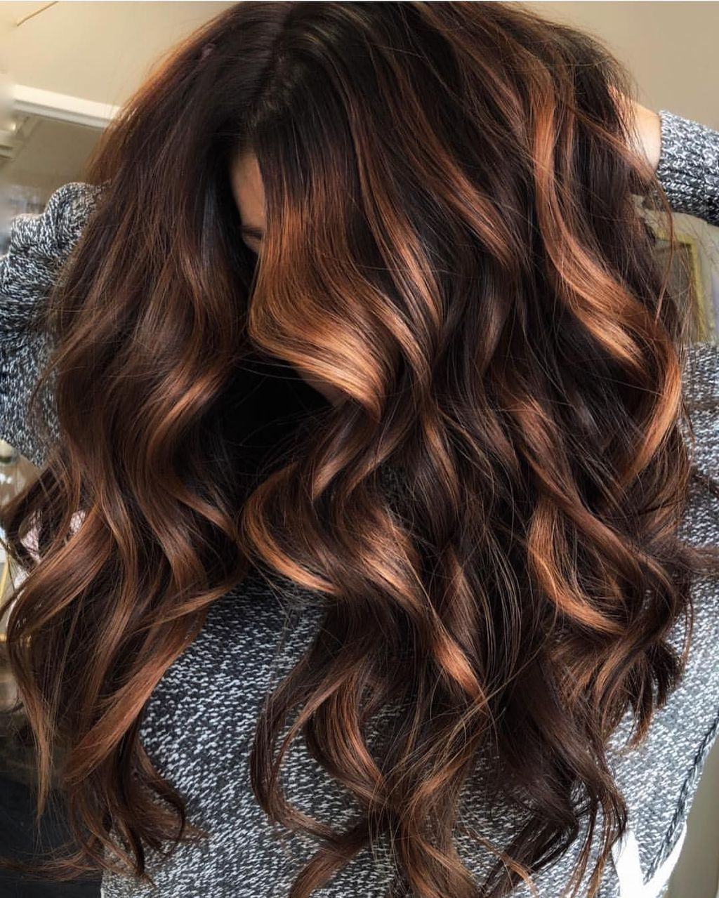 40 Beautiful Summer Hair Color Ideas For Brunettes Brunette Hair Color Summer Hair Color Hair Color Chocolate