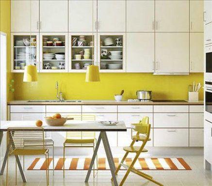 Decoración en amarillo, ideas llenas de inspiración | Decoration