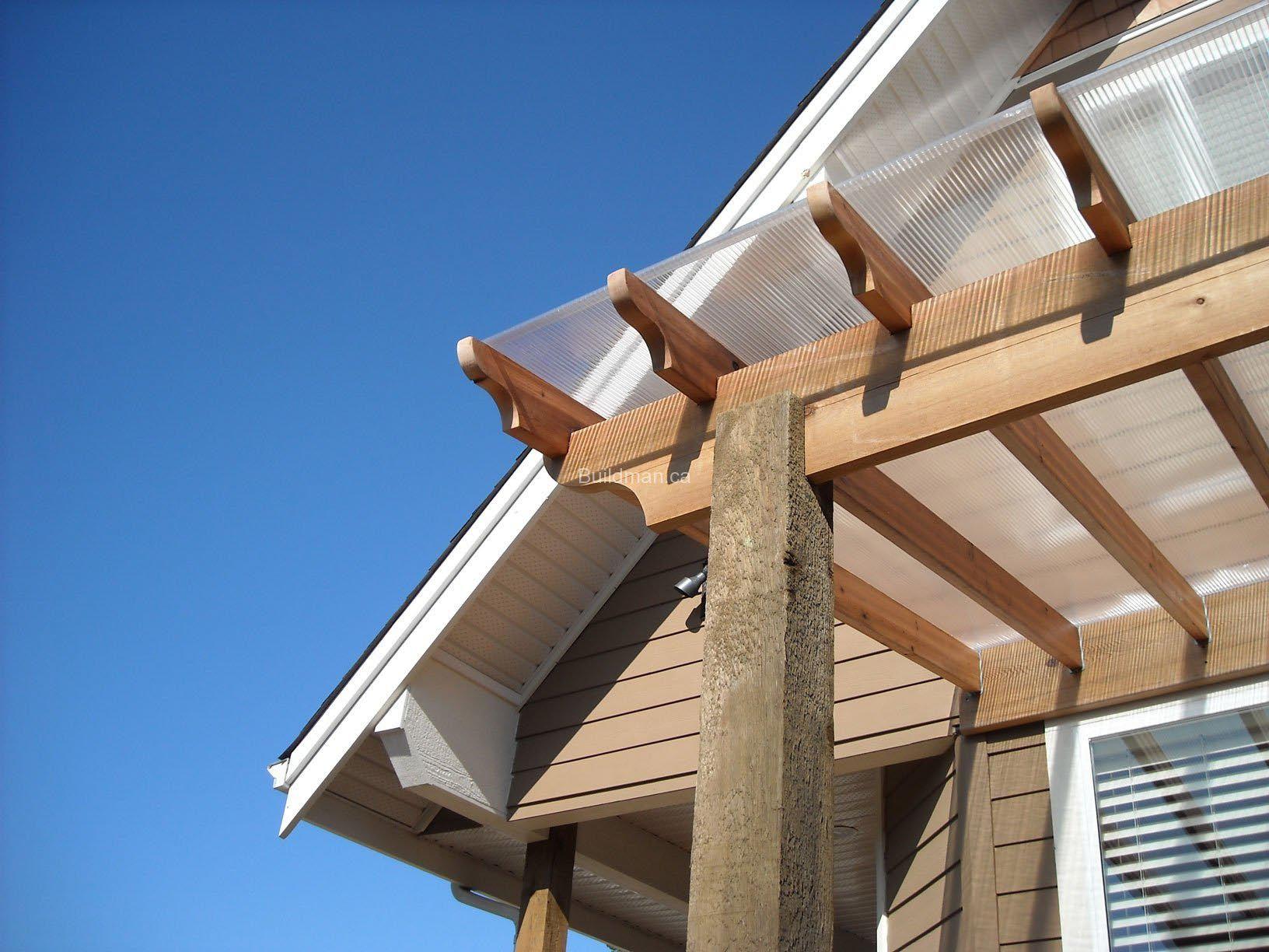 Pergola Roof Cover Materials Pergola Pergola With Roof