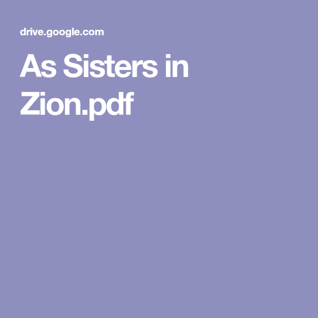 As Sisters in Zion.pdf | Ukulele/Guitar | Pinterest