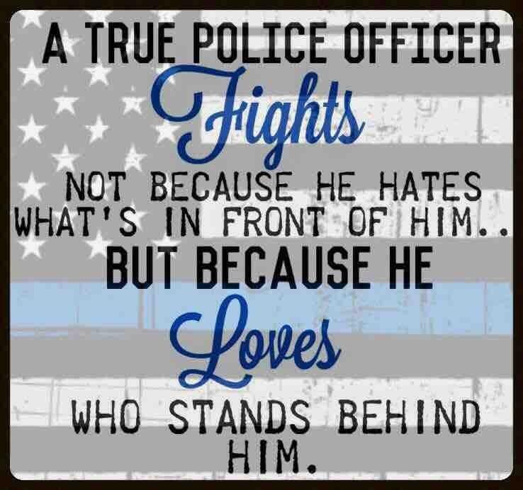 Police Officer Quotes: Law Enforcement Today