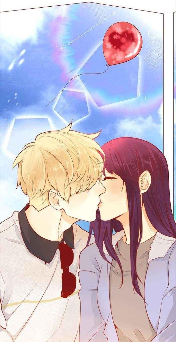 Elios E Sarah Webtoon Seni Anime Gambar Anime