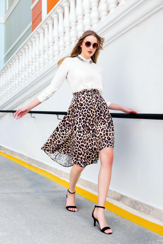 3b1b5be6b535 Leopar modasının en güzel parçaları yepyeni ilkabahar - yaz koleksiyonunda!