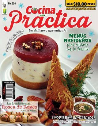 Cocina Práctica No.234 | Cenas de navidad, Años nuevos y Cenas