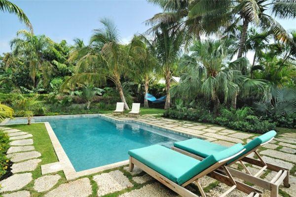 101 Bilder von Pool im Garten - bilder pool garden schwimmbecken - moderne gartengestaltung mit pool