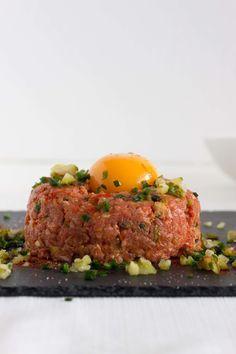 Beef Tatar - so einfach und schnell! | fitfunfruits - Fitness- und Lifestyleblog aus Österreich