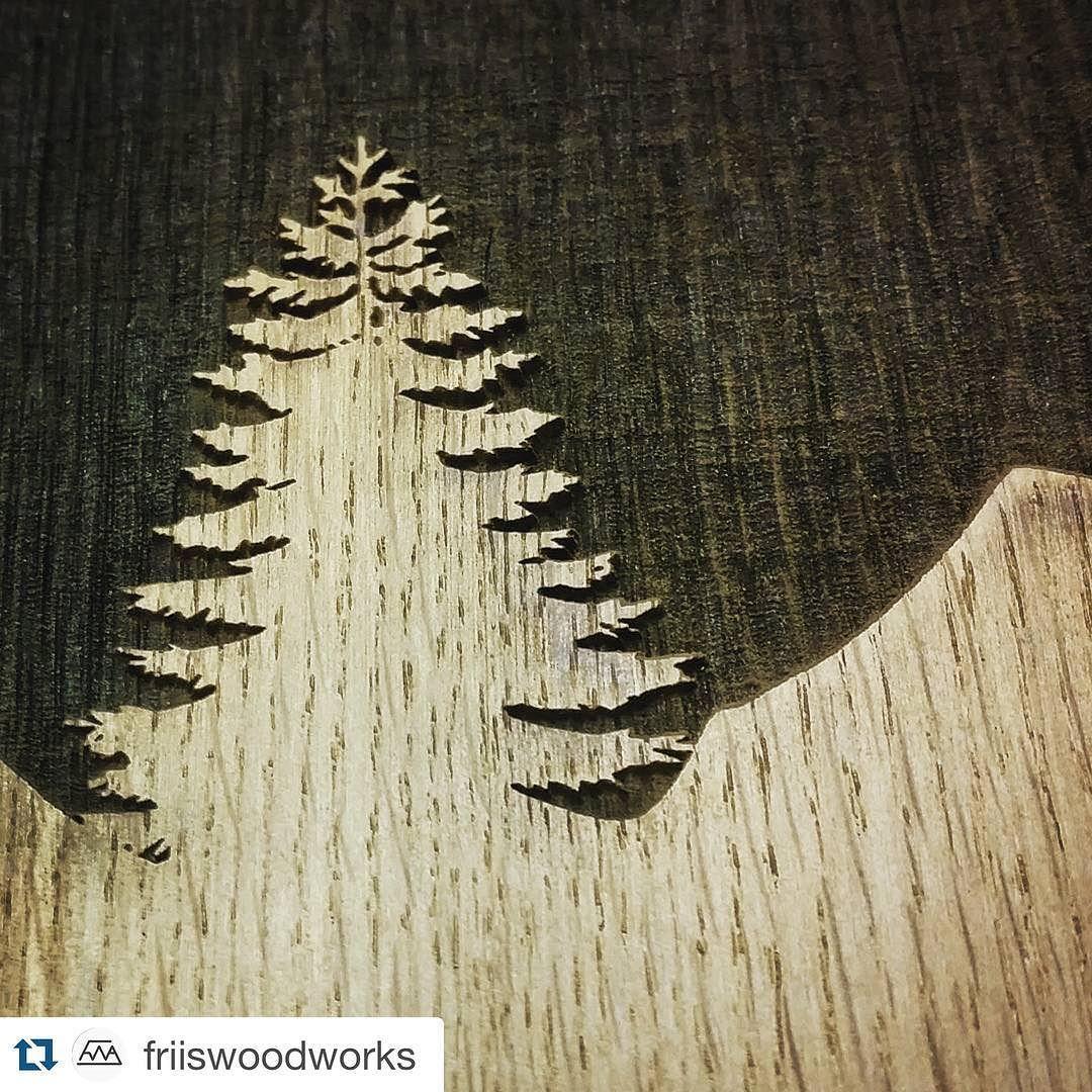 Vi glæder os det kan I også roligt gøre  #fjällräven #fjallravenstoreaarhus #fårnytinventar #vierspændte #Repost @friiswoodworks  Finishing a project for @fjallraven_aarhus! I think the details are quite nice!  #boottester #ramp #lasercut #cnc #friiswoodworks #aarhus #dkdesign by fjallraven_aarhus