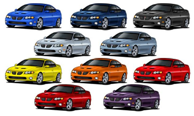 The impact of choosing a car color decides the buyer's moods, risk ...