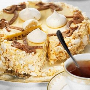 Торт «Полет» (На фото классический вариант, ЗАПОМНЮ)