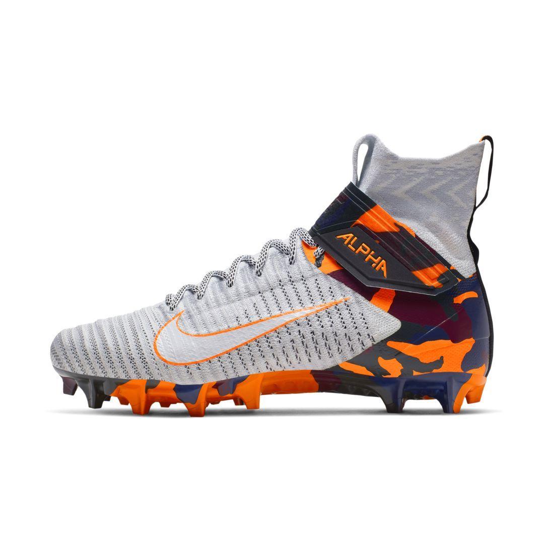 Nike Alpha Menace Elite 2 The Opening Men S Football Cleat Size 8 5 White Mens Football Cleats Football Cleats Men S Football