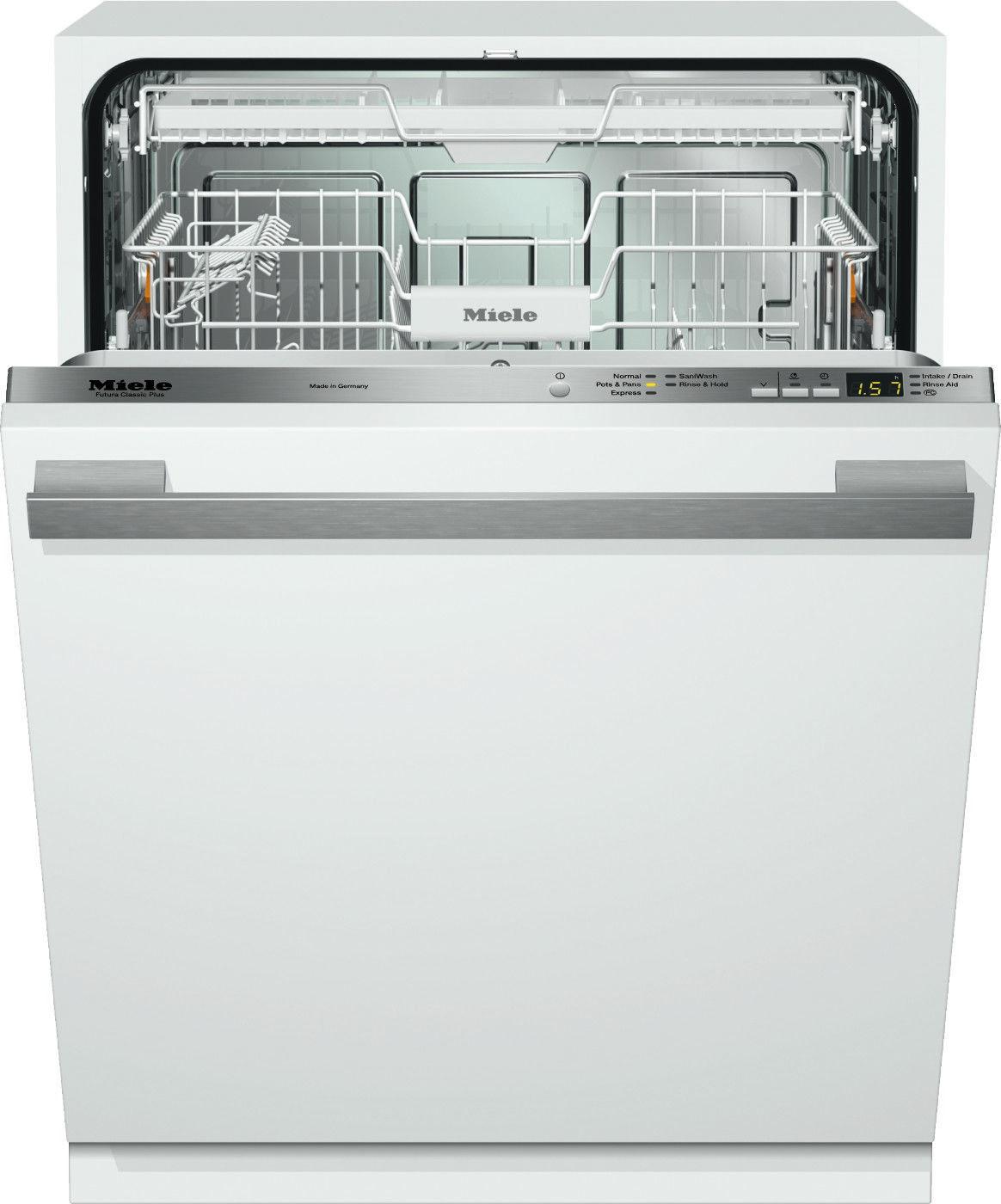 Pin By Becky Zea On Morton Shapiro Kitchen Integrated Dishwasher Fully Integrated Dishwasher Miele Dishwasher
