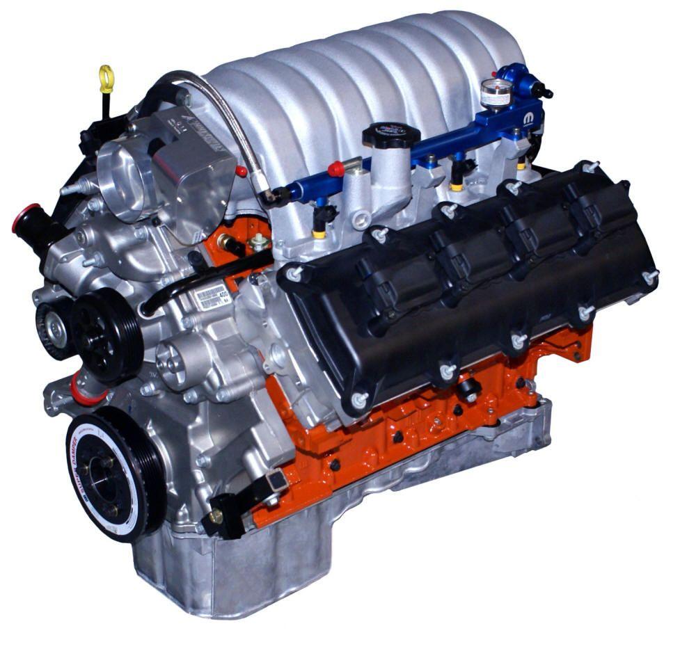 7 0l 426 stroker g3 hemi crate engine