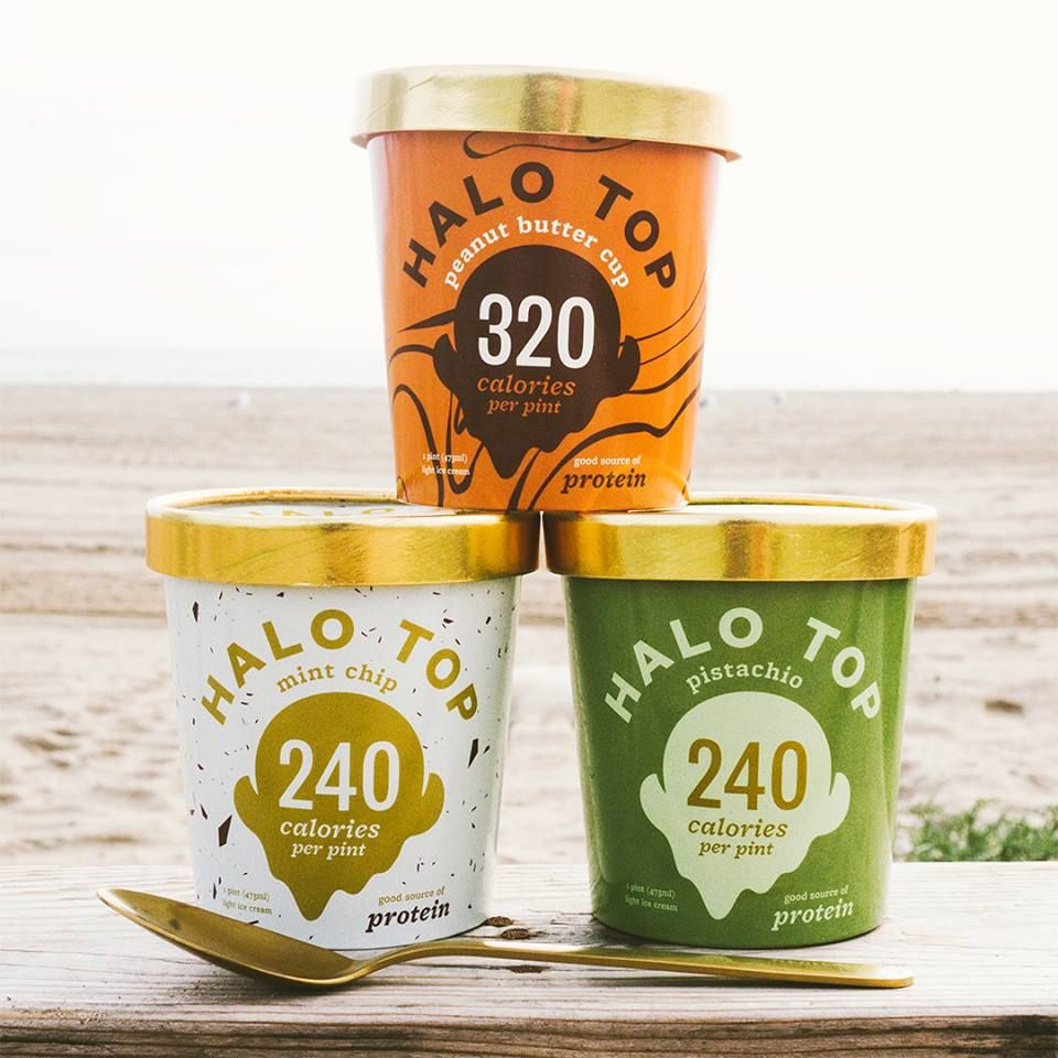 We have Halo Top Ice Cream   you want it  It's THAT good