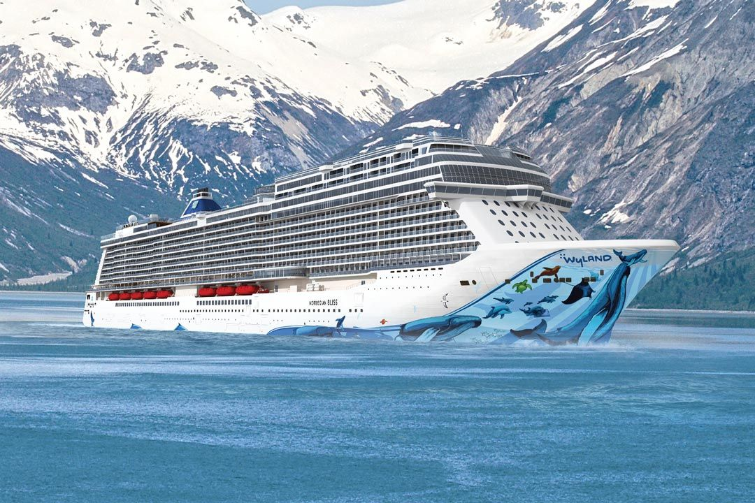 Ship Image For Norwegian Bliss Cruises Pinterest Cruises