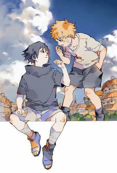 Sasuke & Naruto