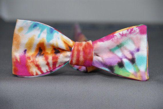 Tye Dye Bow