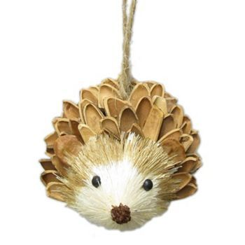 St. Nicholas Square® Hedgehog Christmas Ornament ...