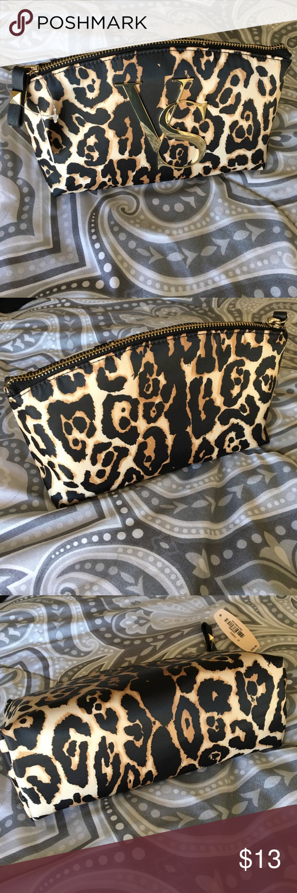 Victoria Secret Travel Makeup Bag Victoria Secret Travel Makeup Bag - nwt Victoria's Secret Bags Cosmetic Bags & Cases