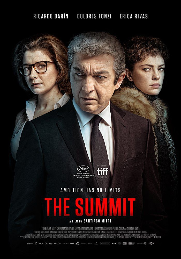 La Cordillera 2017 Film Tam Film Sinema