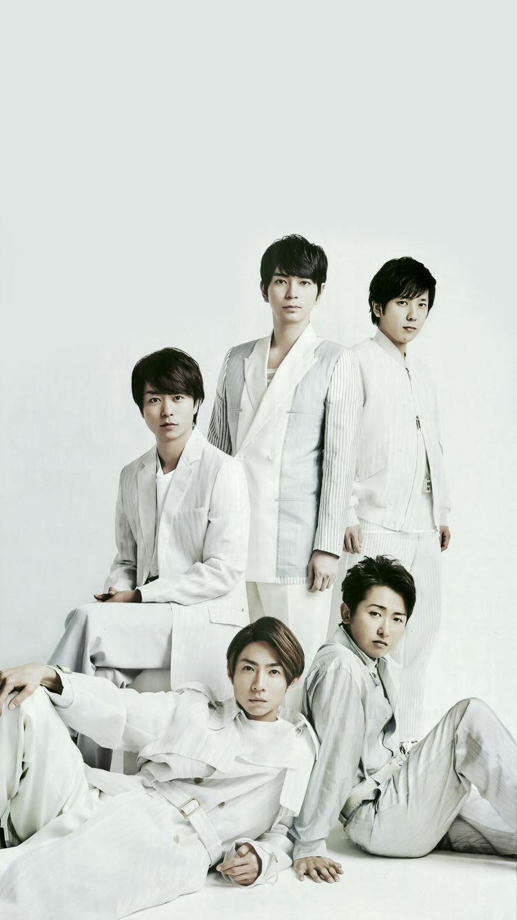 嵐 26 無料高画質iphone壁紙 With Images J Pop Music Jpop