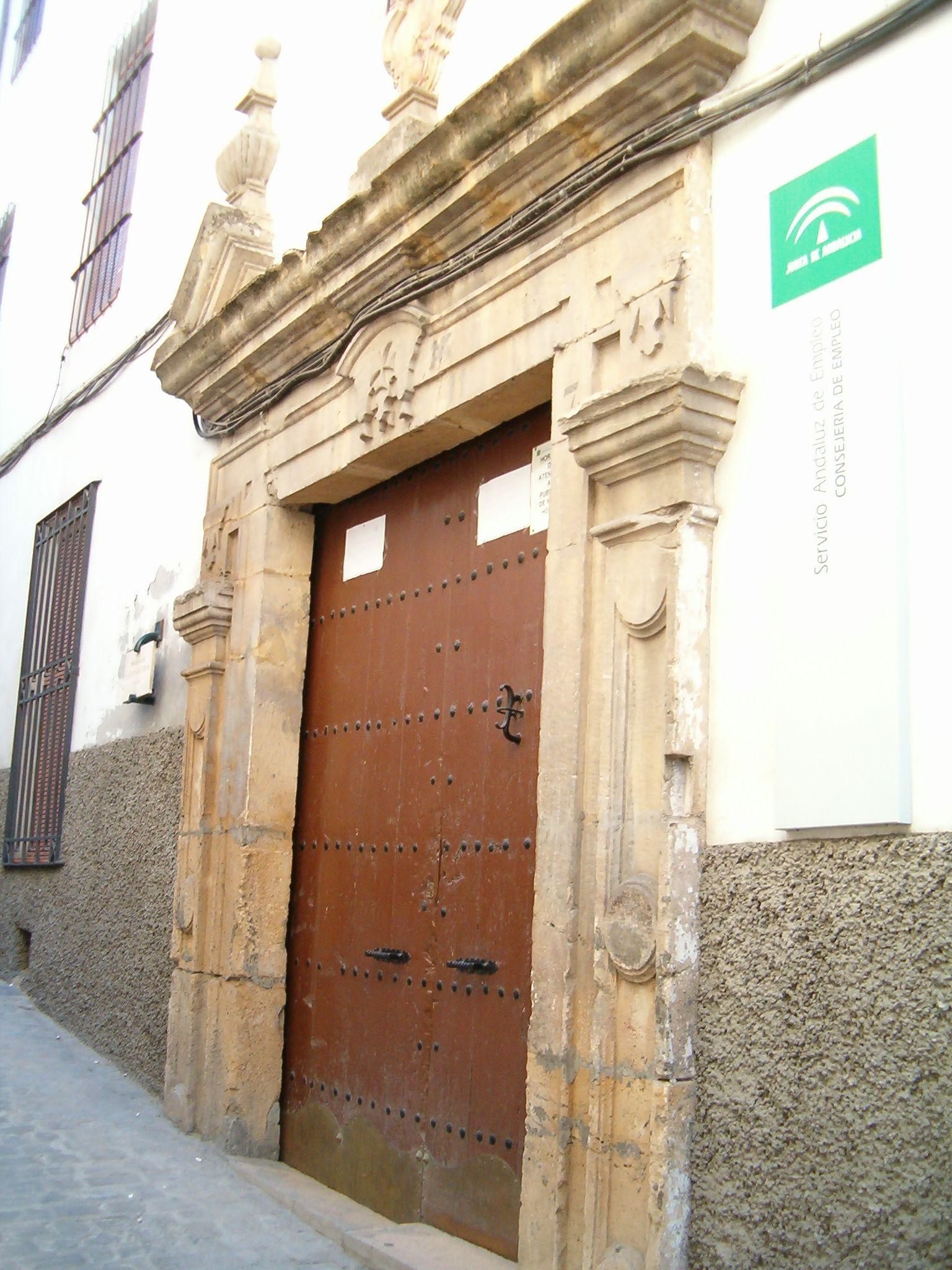hospital de san juan de dios en Martos