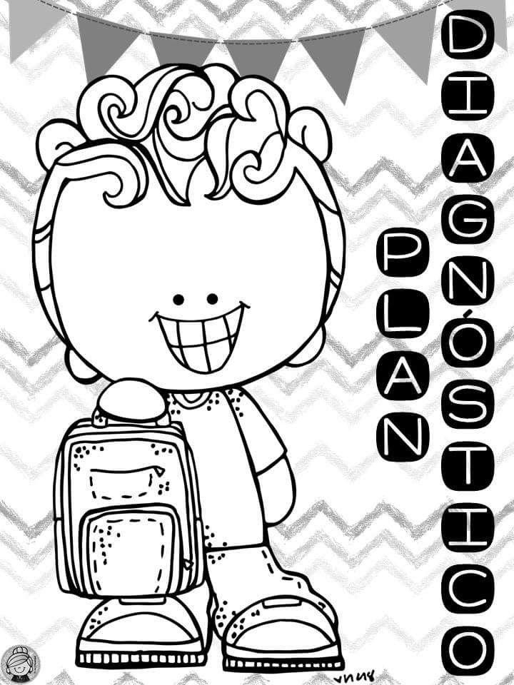 Pin by Claudia Erales on DIBUJOS PARA COLOREAR | Pinterest | School ...