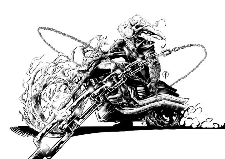 Ghost Rider Ghost Rider Tattoo Ghost Rider Drawing Ghost Rider Images