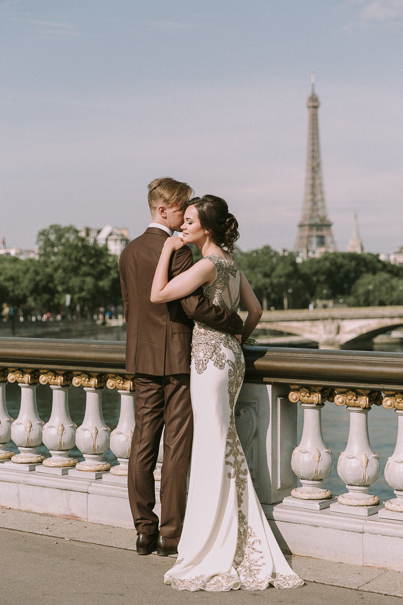 Elopement in paris planning by so special events