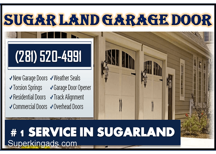 Other Services Sugar Land Issue In Garage Doors Just Call Sugar