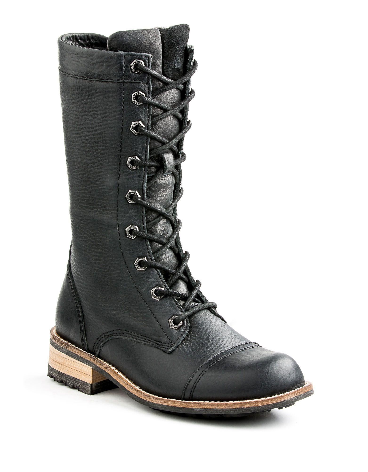 Bethany Black | Women's Classic Boots | Kodiak US
